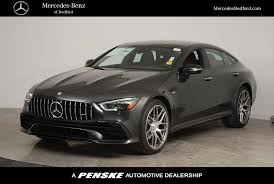 The new amg gt models are available to order now at a starting price from 119,079.80² euros for the coupé and 130,679.80² euros for the roadster. 2021 New Mercedes Benz Amg Gt 53 4 Door Coupe At Penske Cleveland Serving All Of Northeast Oh Iid 20475795