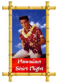 Hawaiian Shirt Night | Portsmouth Freemasons | St. John's Lodge #1