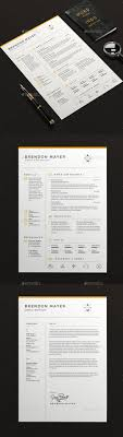clean resume word design bullets and professional resume design clean resume word template indesign indd design graphicriver