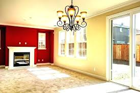 two tone wall color room living walls my deluxe error earth paint colors two tone dining room