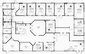 office floor plan layout. Unique Home Fice Floor Plan Layout With Mercial Building Plans Room Design Business Office P