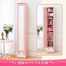 hello kitty furniture. High Cabinet With Mirror Doors Finish Hello Kitty Theme. It Is Made Of Wood Furniture