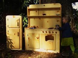 and affordable all wood play kitchen sets green toys
