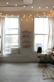 lighting for apartments. AD-Super-Cozy-Ways-To-Use-String-Lights- Lighting For Apartments O