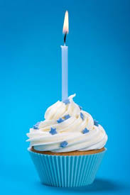 birthday cupcake candles blue. Fine Candles Celebrate  Inside Birthday Cupcake Candles Blue A