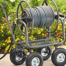 7 best garden hose reel carts updated