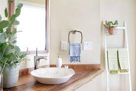 10 Paint Color Ideas For Small Bathrooms Diy Network Blog Made Remade Diy