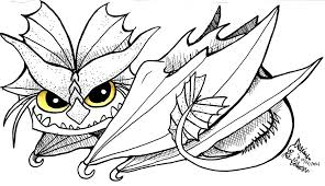 Small Picture How To Train Your Dragon 2 Coloring Pages Cloudjumper