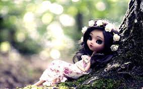 Dolls Anime Toys Hd Wallpaper Best ...