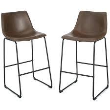brown bar stool bar stool brown leather bar stools australia