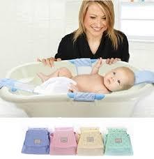 newborn baby bath tub seat soft baby bathtub rings net children bathtub infant safety security suppo