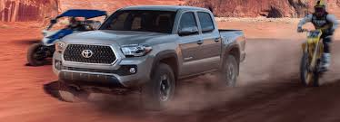 Trim Levels Of The New 2019 Toyota Tacoma
