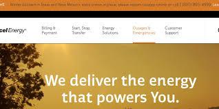 Xcel Energy Customer Service Xcel Energy Prepares For Blizzard