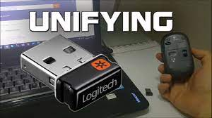 Logitech Unifying Receiver Mouse Eşleştirme - Pairing - YouTube
