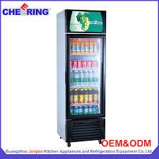 supreme commercial beverage cooler glass door s well used commercial beverage cooler with glass door freezer