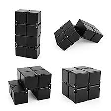 infinity cube. buy haappybox infinity cube in black and blue colors online at low prices india - amazon.in