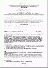 Forklift Driver Resume Greatest Resume Samples Lift Driver