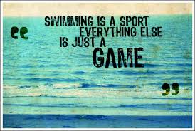 Swim Quotes Awesome Swimming Quote By Fearlessgurl On DeviantArt