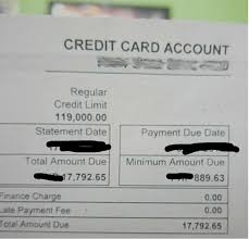 Minimum Credit Card Payment Why Pay Your Credit Card Bill In Full Every Month Moneymax Ph