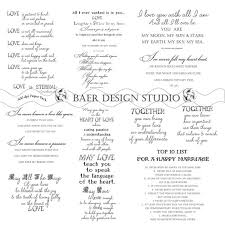 50% off-DIGITAL QUOTES/POEMS for weddings and by BaerDesignStudio