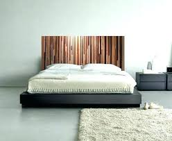 modern king headboard. Architecture Modern King Headboard Size Alluring Wood Within Headboards Idea 19 Beds And O