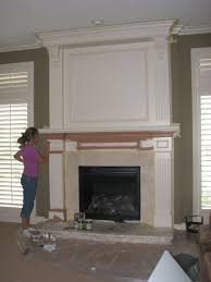 Floor to Ceiling Fireplace Remodel Ideas - b92b dac13a02ea4bab48fba6a