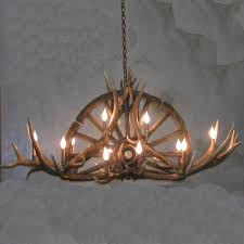 large size of light deer antler chandelier sundial wagon wheel elk light peak country gallery lamp