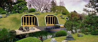 How To Build A Hobbit House Green Magic Homes Will Build You A Hobbit House