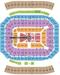 Wwe Wrestlemania 34 Seating Chart Wwe Wrestlemania Xxxiii Tickets On April 2 2017 At Camping