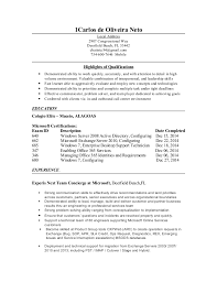 Office 365 Resume Carlos Resume