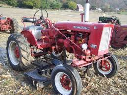 stickers and decals farmall cub image