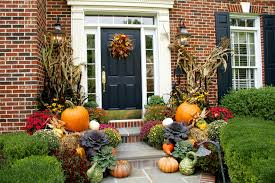 Exterior Designing The Outdoor Decorations For Fall Style Autumns Decorating For Fall