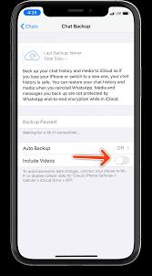 Backup non riuscito di WhatsApp iCloud? Scopri come risolvere il problema