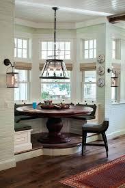 round kitchen nook table architecture round breakfast nook table modern 8 exquisite