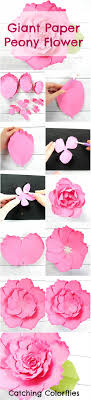 diy giant paper flowers templates 28 images of diy giant peony template linkcabin diy large paper flowers templates flowers ideas