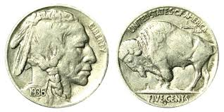 1936 S Buffalo Indian Head Nickel Coin Value Prices