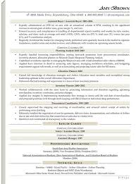 Retail Resume Examples Resume Professional Writers