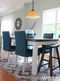 Kitchen Table Paint Kitchen Table Refresh