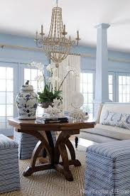more images of round entry table decorating ideas
