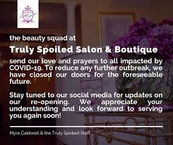 Truly Spoiled Salon & Boutique - Posts | Facebook