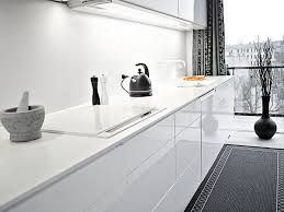 black and white interior duplex kitchen black white interior design