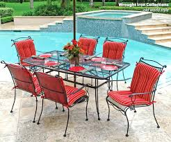 wrought iron patio furniture cushions. Wrought Iron Chair Cushions Outdoor Designs Cast Patio Furniture Cushionsoutdoor O