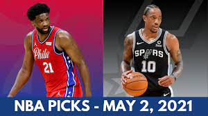 Philadelphia 76ers vs San Antonio Spurs Prediction & Betting Preview - May  2, 2021