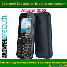 Alcatel 2052 Network Key / Unlock Code