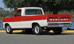 Mercury pick ups M100 1967-1968 - Home | Facebook