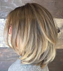 Medium Length Hairstyles In Layers Black Long Bob Hairstyles