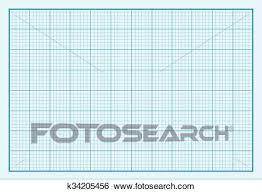 Graph Paper Background Design Flat Clip Art K34205456
