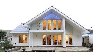 15 Delightful Modern Chalet Bungalow Designs