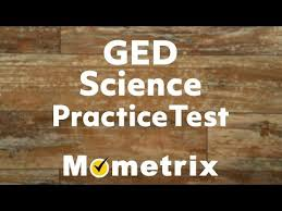 Ged Science Practice Test Updated 2019