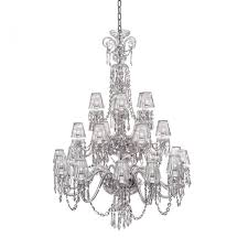 waterford crystal chandelier for arm replacement parts lighting chandeliers archived on interior with post waterford